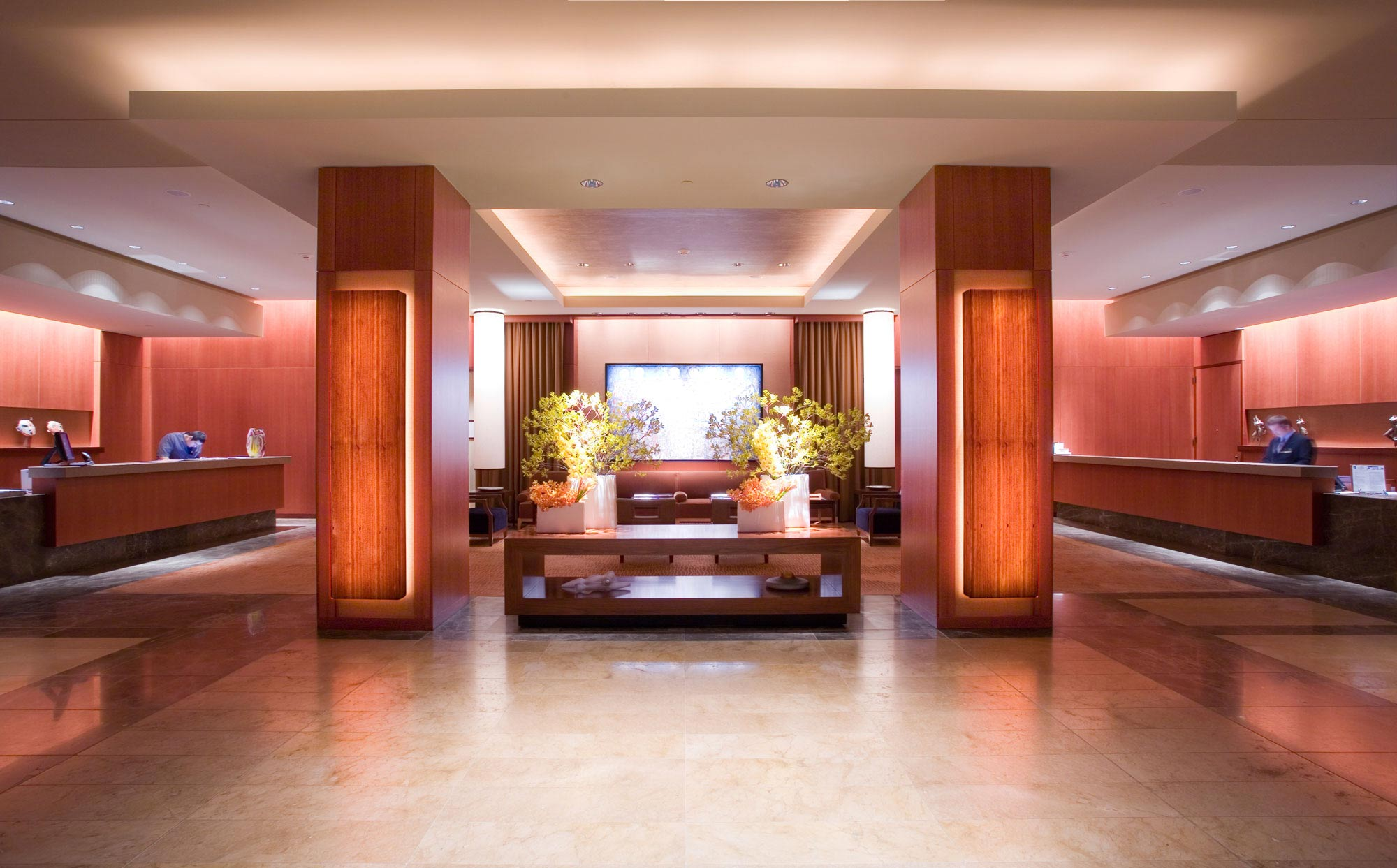 fetzer architecture woodworking Four Seasons Palo Alto project